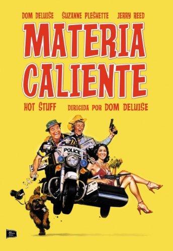 Hot Stuff - Materia Caliente - Dom Deluise - Suzanne Pleshette (Dom Deluise Hot Stuff compare prices)