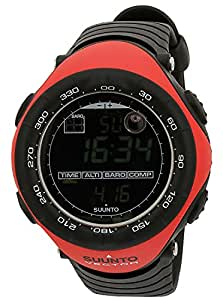 Suunto Sportuhr Vector, Red/Black, One size, SS011516400
