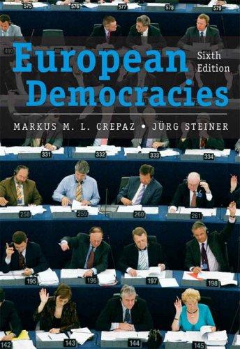 European Democracies (6th Edition)