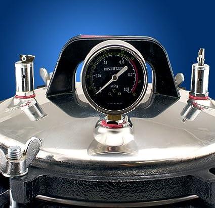 Portable 12L Autoclave High Pressure Steam Sterilizer (Besr Seller) 51LXsWka%2BdL._SX425_