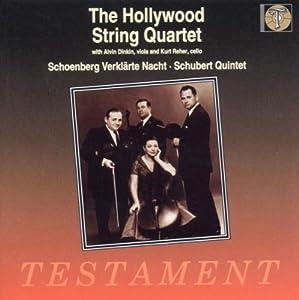 Schoenberg: Verklärte Nacht / Schubert: String Quintet in C Major