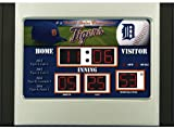 MLB Detroit Tigers Scoreboard Desk Clock at Amazon.com