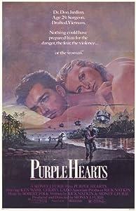Purple Hearts Poster Movie 11x17 Cheryl Ladd Ken Wahl Stephen Lee Annie McEnroe