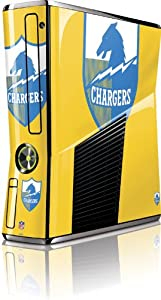 NFL - San Diego Chargers - San Diego Chargers Retro Logo - Microsoft Xbox 360 Slim... by Skinit
