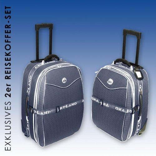 Exkl. rob. 2tlg. Reisekoffer Set Kofferset Koffer