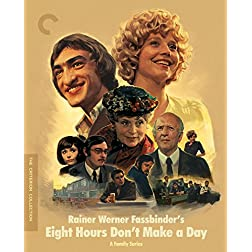 Eight Hours Don't Make a Day [Blu-ray]