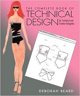 Amazon Fashion Design Books The Complete Book of Technical