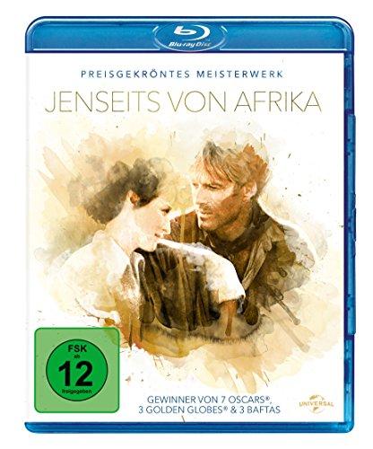 Jenseits von Afrika - Preisgekröntes Meisterwerk [Blu-ray]