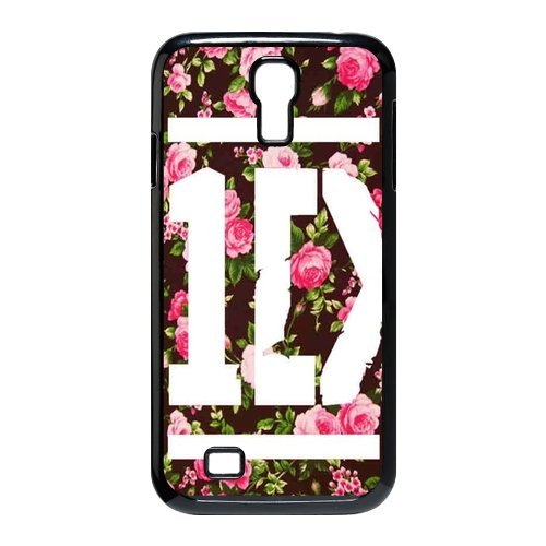 Customizable Phone Case Fashionable Samsung Galaxy S4 Back Case I Love 1D One Direction Beautiful Words