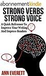 Strong Verbs Strong Voice (English Ed...