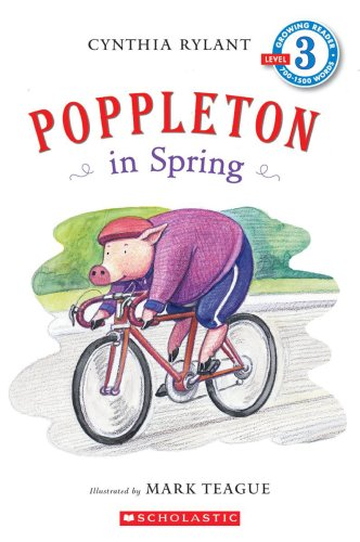 Poppleton In Spring (Scholastic Reader Level 3)