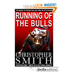 Running of the Bulls (A Wall Street Thriller) (Book Two in the Fifth Avenue Series)