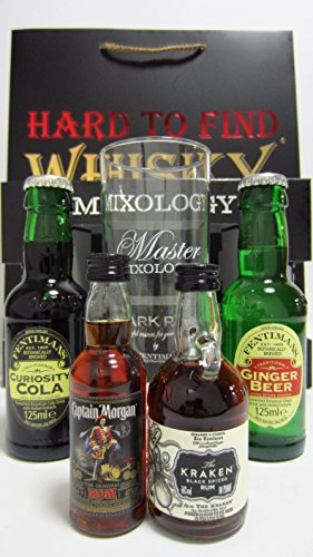 rum-captain-morgan-kraken-miniature-fentimans-gift-set-hard-to-find-whisky-edition-whisky