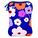 BUILT Neoprene Sleeve for 7-8-inch e-Reader or Tablet Lush Flower