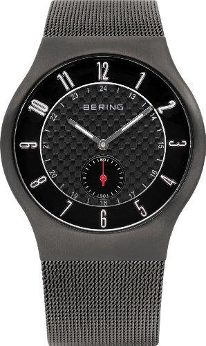 Bering Slim Radio Collection Atomic watch for men Slim Line Radio Controlled watch
