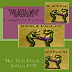 The Full Deck Presents BBW Curiosities & Wonders: Pamphlet Series |  The Full Deck /Julian Hill