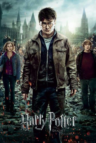 Empire 398352 Poster Harry Potter 7, Parte 2, 61 x 91,5 cm
