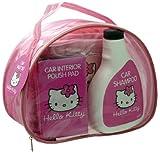 Hello Kitty 26033 Car Velet Set