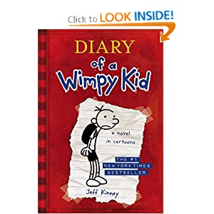What My Kids Read Review: Diary of a Wimpy Kid by Jeff Kinney