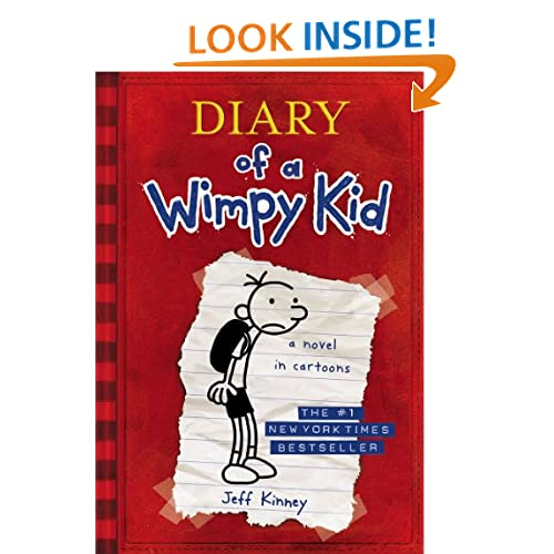 How many diaries of a wimpy kid books are there amazondiary of a wimpy kid book 1 solutioingenieria Choice Image