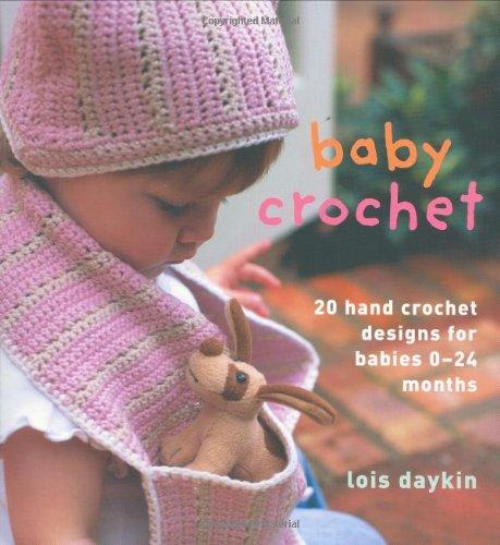 Baby Crochet: 20 Hand-Crochet Designs For Babies 0--24 Months front-1065367