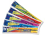 Sqwincher 159200201 3 oz Sqweeze Electrolyte Freezer Pop, Assorted Flavor (15 Bags of 10)