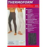 "THERMOFORM � Ski- / Sportunterw�sche - lange Unterhose - anthrazit - in vielen Gr��en am Lagervon ""THERMOFORM"""