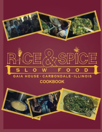 Rice and Spice Cookbook by Aur Beck