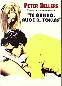 I Love You Alice B Toklas Quotes : Love You Alice B. Toklas (Region 2): Amazon.co.uk: Peter Sellers, Jo ...