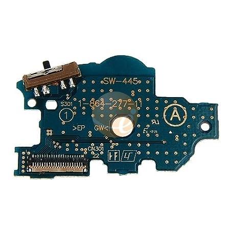 Sony PSP 1000 ABXY Circuit Board