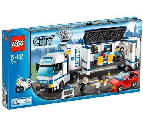 LEGO City - Unità di Polizia mobile - 7288