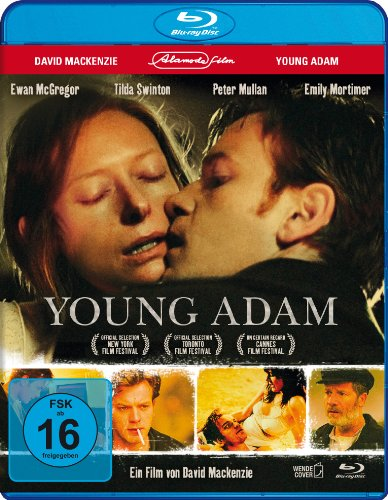 Young Adam [Blu-ray]