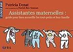 Assistantes maternelles : guide pour...