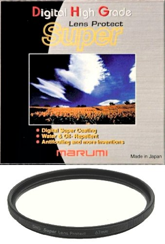 Marumi DHG Super MC Lens Protect Slim Safety Filter 67mm