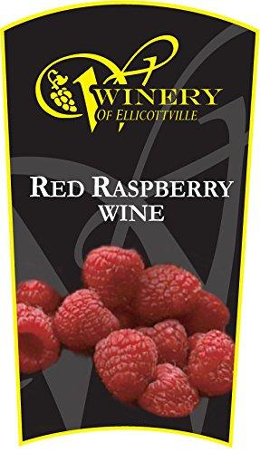 Red Raspberry Wine