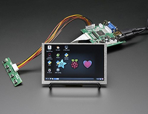 """5.0"""" Hdmi Project Lcd Display"""