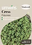 Unwins Cress Polycress Seeds