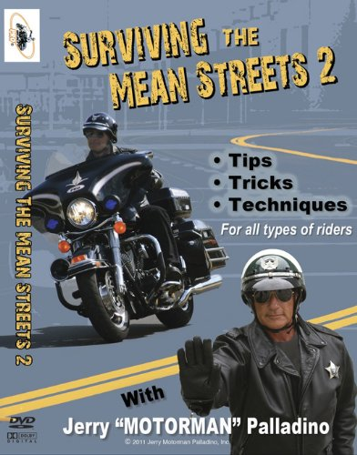 Find Bargain Surviving the Mean Streets 2 - DVD - Jerry Motorman Palladino
