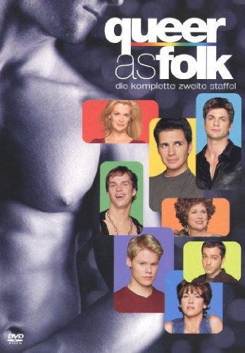 Queer as Folk - Die komplette zweite Staffel [5 DVDs]