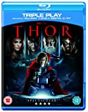 Thor - Triple Play (Blu-ray + DVD + Digital Copy) [2011] [Region Free]
