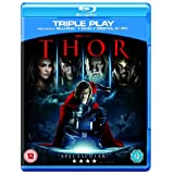Thor - Triple Play (Blu-ray + DVD + Digital Copy) [2011] [Region Free]by Chris Hemsworth
