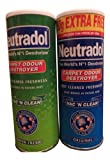 Neutrodol Original And Super Fresh Carpet Deodorizer, Carpet Odour Remover, Also Eliminates Odour In Refuse Bins