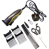 NEW MENS HAIR CUTTING CLIPPER TRIMMER SHAVER REMOVER GROOMING KIT SET BEARD