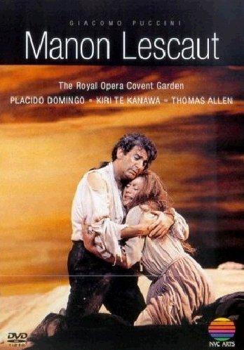 Manon Lescaut - Puccini - DVD