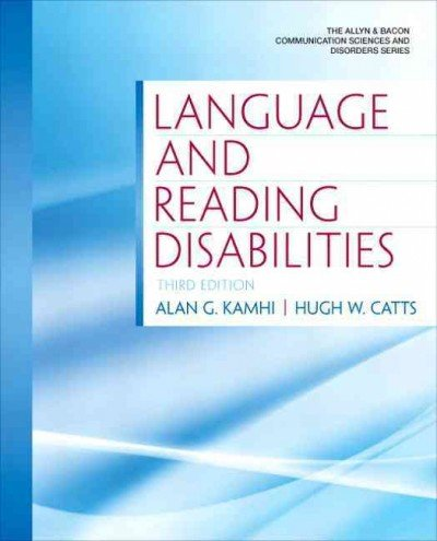 Language and Reading Disabilities [ LANGUAGE AND READING...