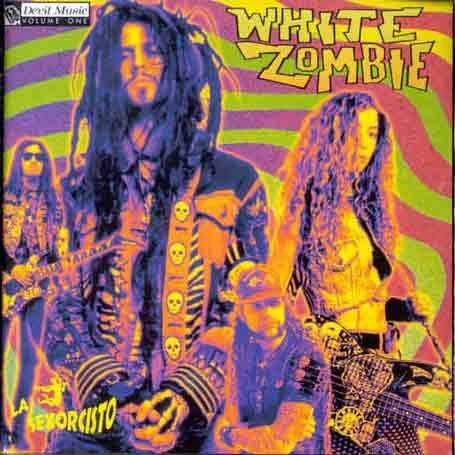 White Zombie - La Sexorcisto-Devil Music Vol (Explicit Version) (1992) - Zortam Music
