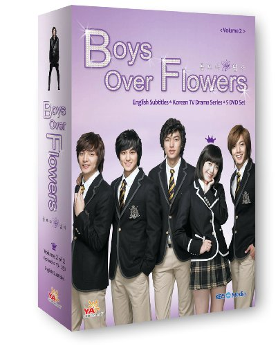 Boys Over Flowers Vol. 2