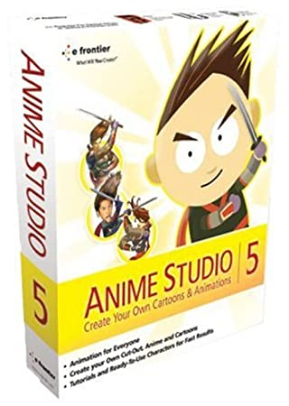 Anime Studio Debut 5 [OLD VERSION]