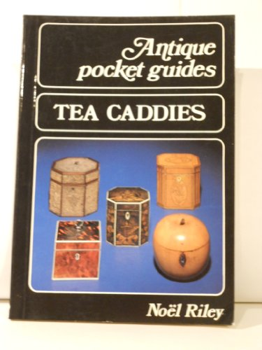 Tea Caddies (Antique Pocket Guides)
