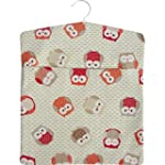 Owls Print Large Laundry Clothes Peg...